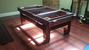 Correctly performing pool table installations, Pittsfield Massachusetts
